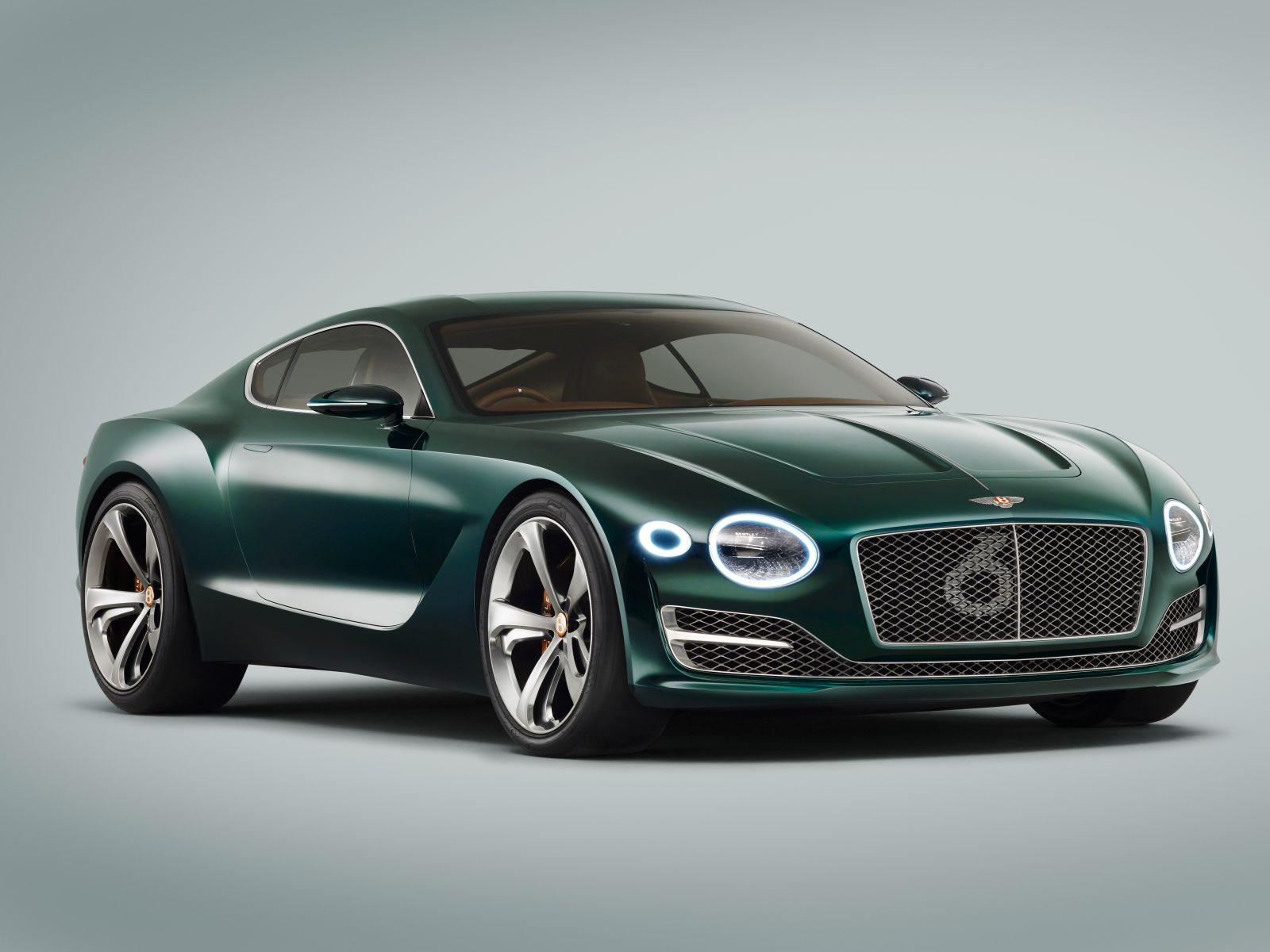 Bentley EXP-10 Speed 6