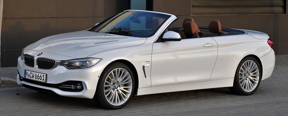BMW 428i Cabrio