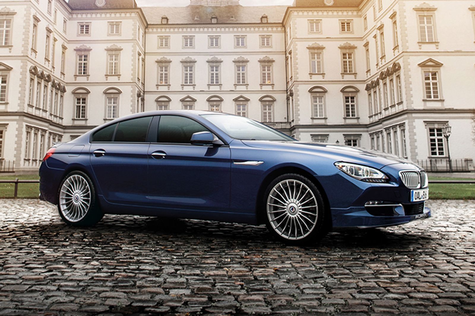 BMW Alpina B6 xDrive Gran Coupe 2016