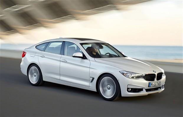 BMW Série 3 Gran Turismo Luxury Edition