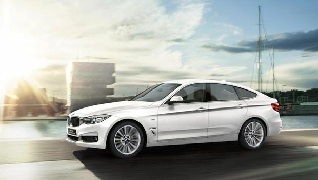 BMW Série 3 Gran Turismo Luxury Edition