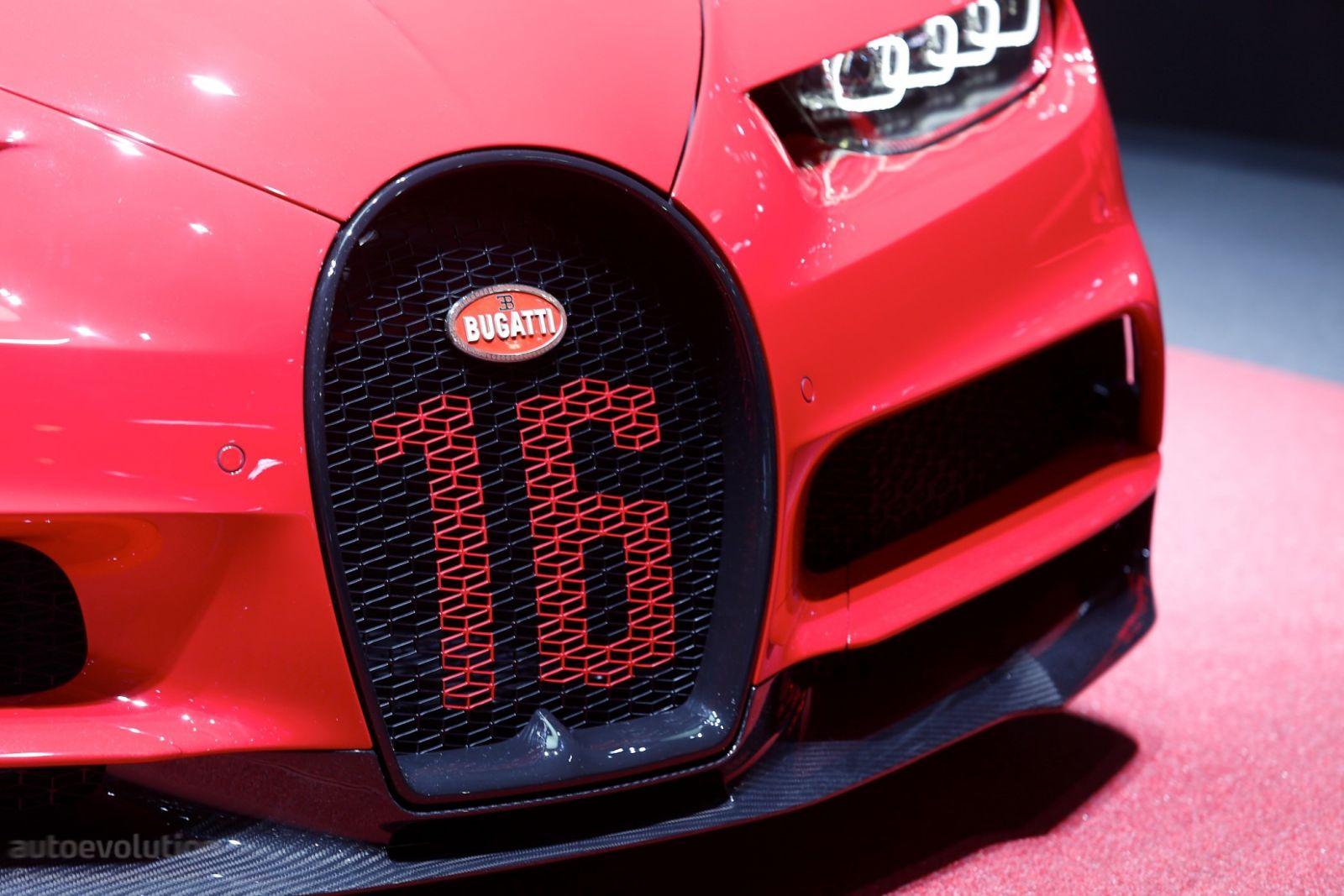 Bugatti Divo – Hipercarro será Lançado em Breve • Carro Bonito