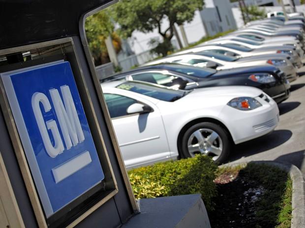 Carros da GM