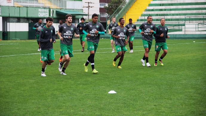 Refor?os do Chapecoense