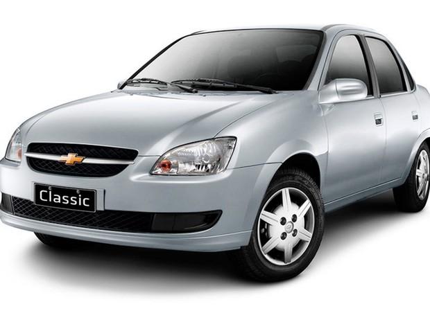 Chevrolet Classic 2015