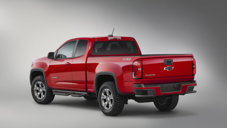 Chevrolet Colorado Z71 Trail Boss Edition