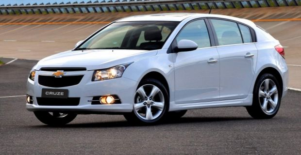 Chevrolet Cruze hatch 2015