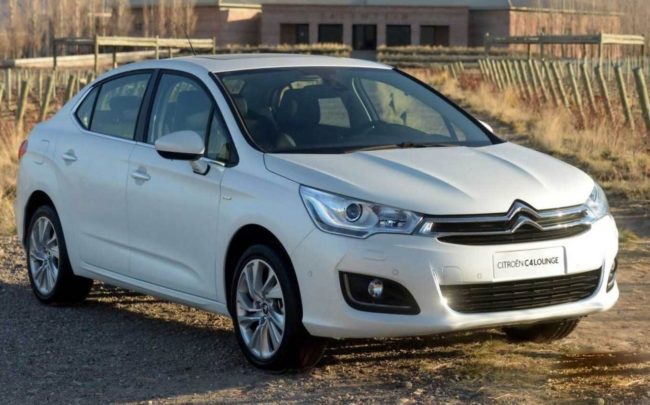 Citroen C4 Lounge THP Flex