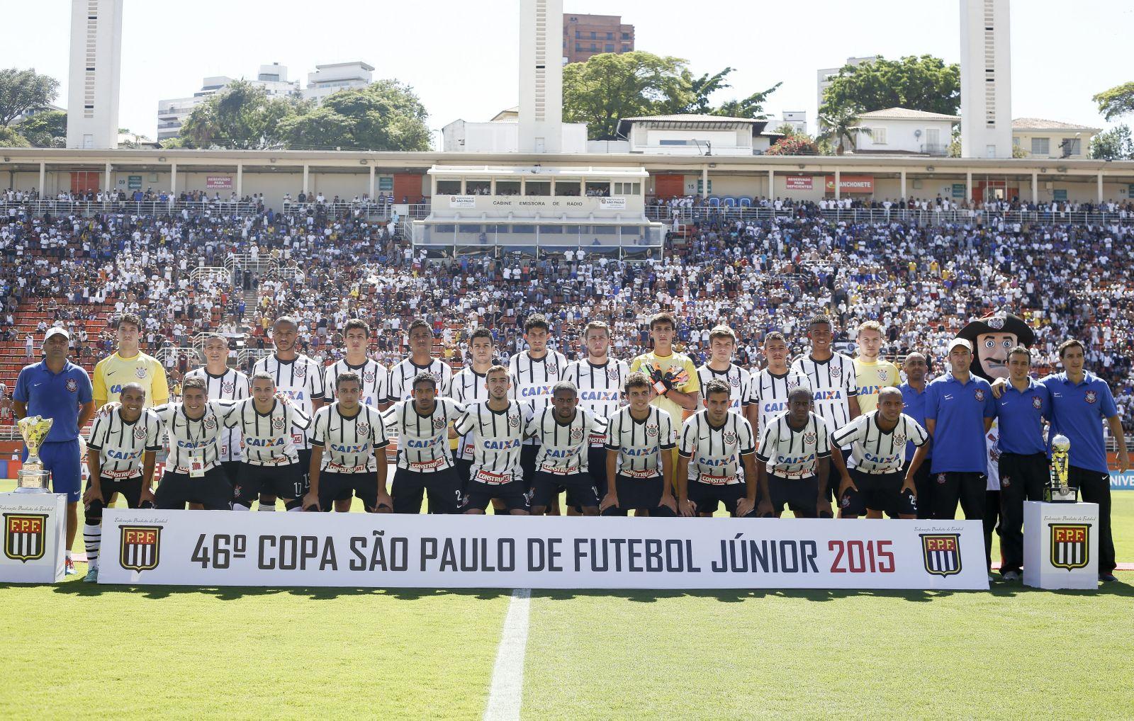 Corinthians ? campe?o da Copinha 2015