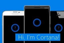 Cortana para Android e iOS