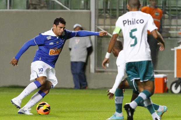 cruzeiro(1) Classificação Brasileirão 2013   Resultado dos jogos   Cruzeiro é líder