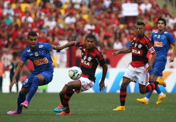 Jogo Cruzeiro vs. Flamengo