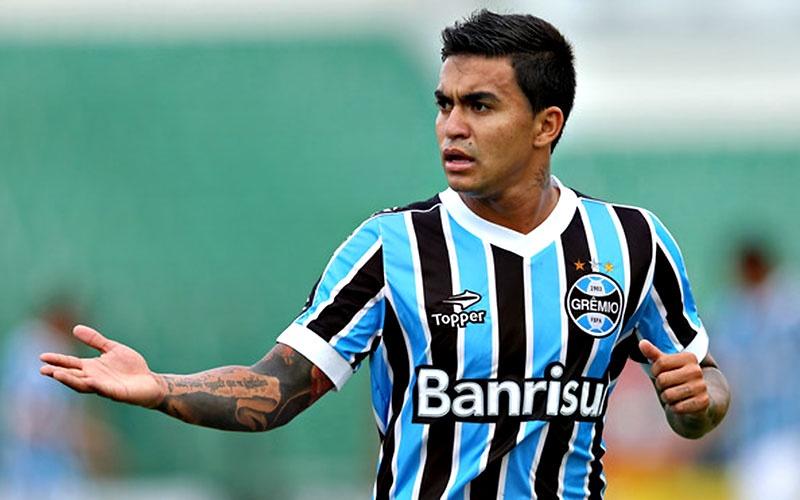 Dudu vai jogar no Palmeiras