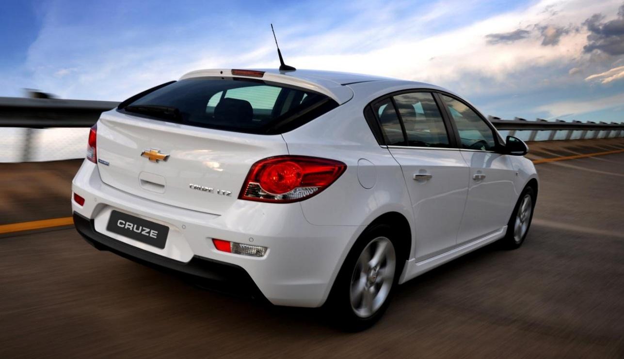Chevrolet Cruze Sport6 2013 – Lançamento • Melhor Carro