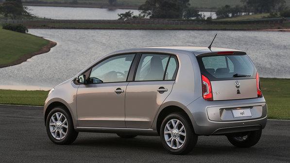 esporte carro automobilismo volkswagen up 20131120 002 size 598 Novo Volkswagen Up!   Lançamento e Novidades do Carro