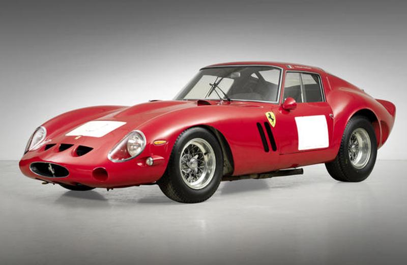 Ferrari 250 GTO Berlinetta 1962