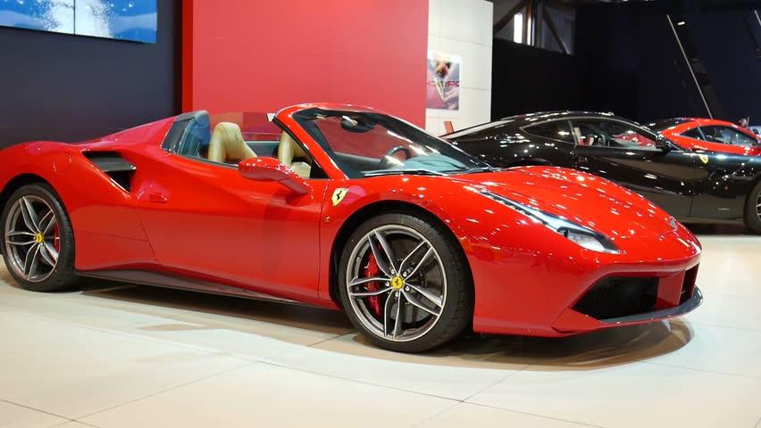 Ferrari 488GTB 2019