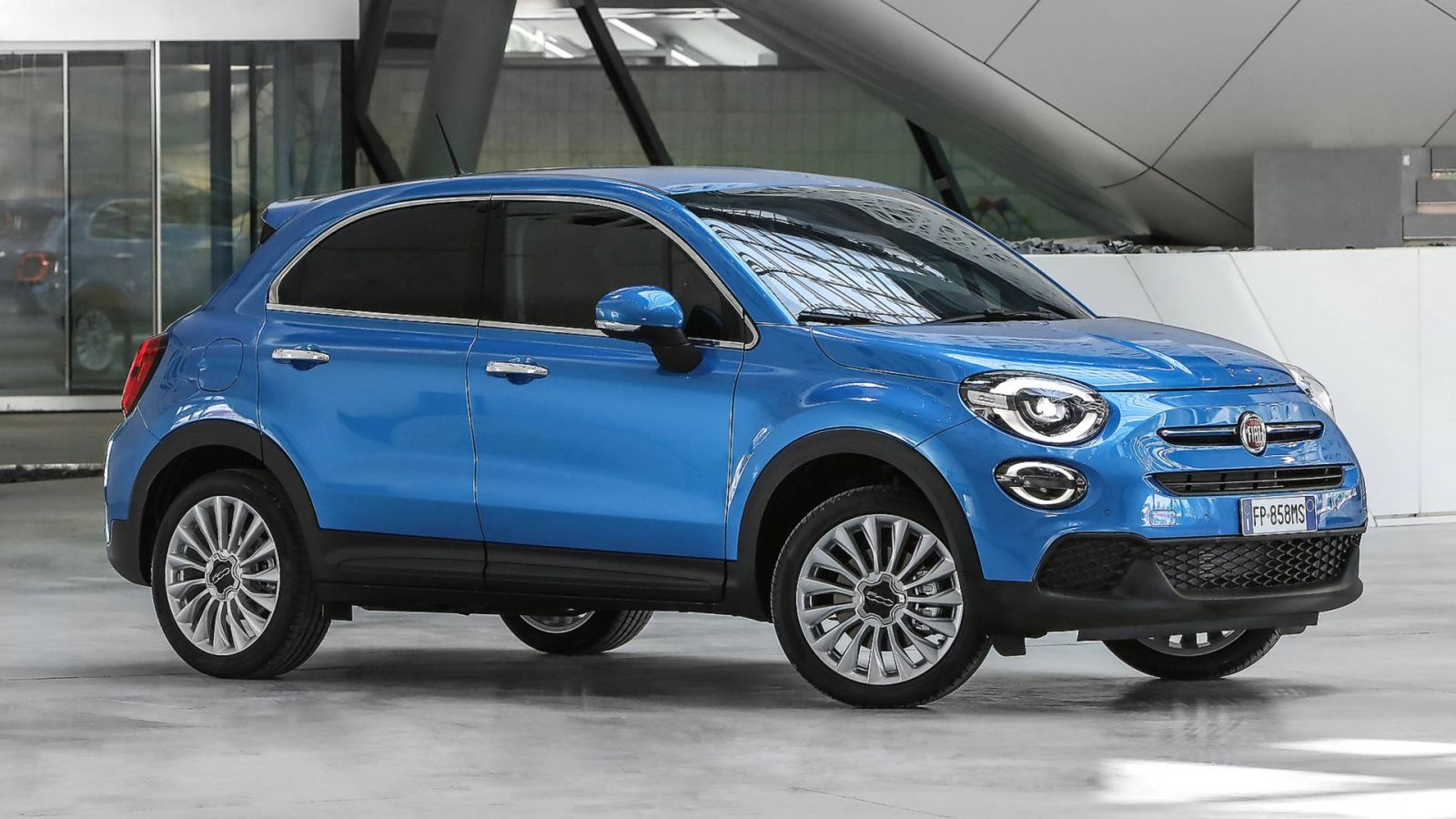 Fiat 500 X 2019