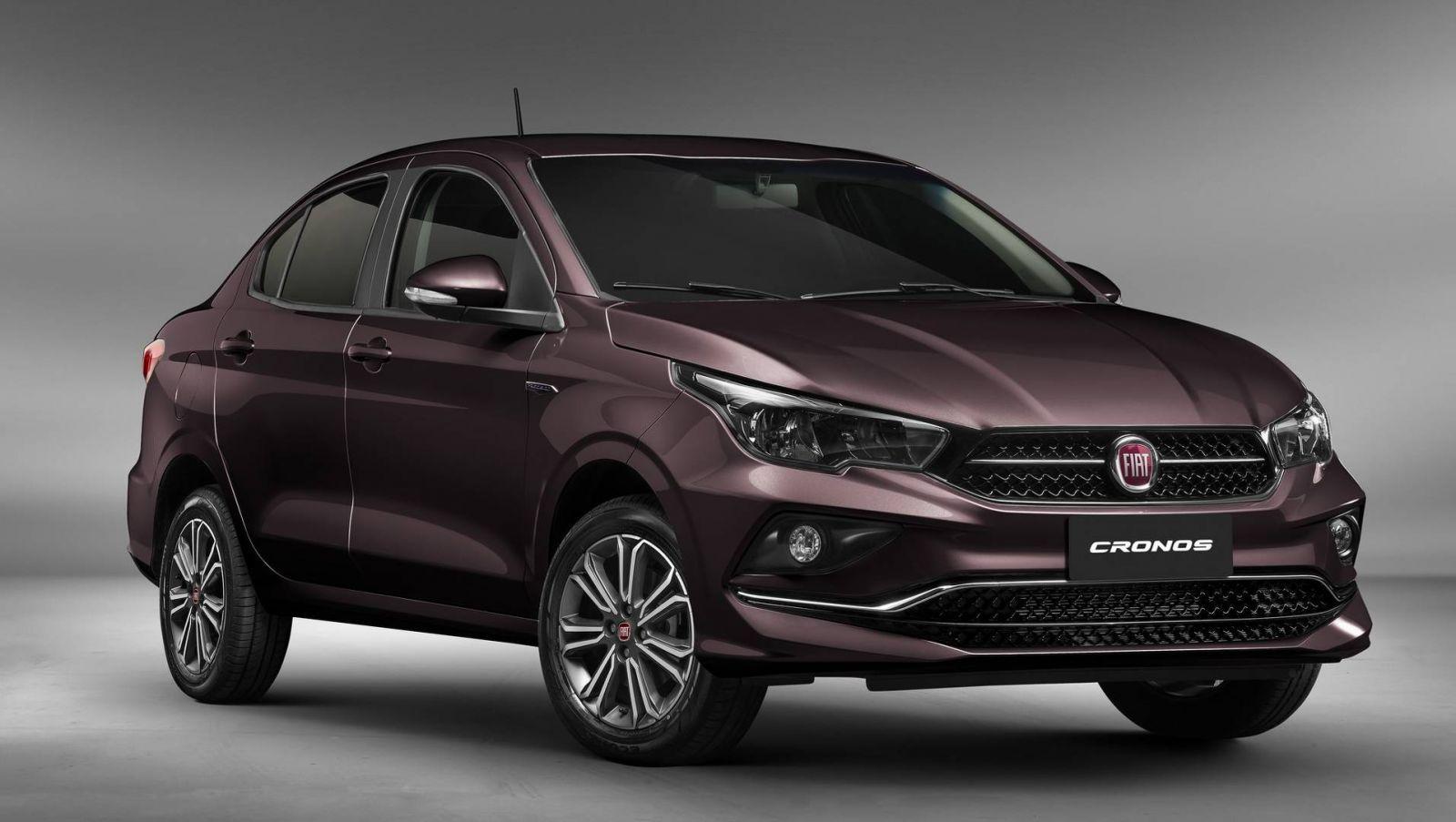 Fiat Cronos 2018