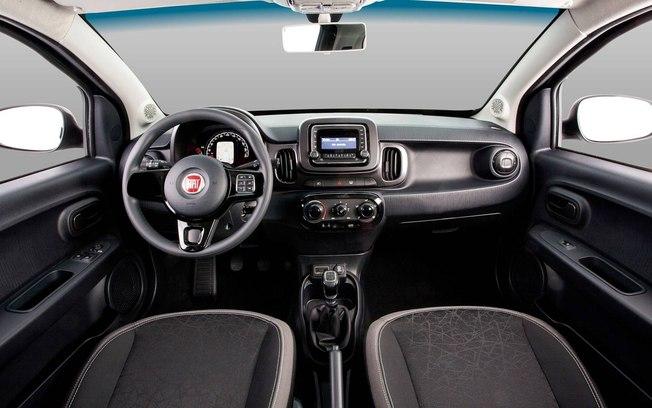Fiat Mobi Way Extreme 2019