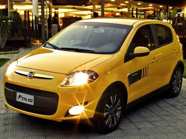 Fiat Palio Sporting 2015