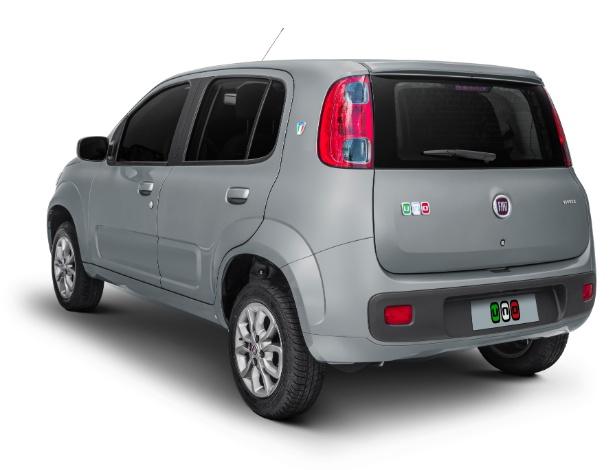 Fiat Uno Vivace s?rie especial It?lia