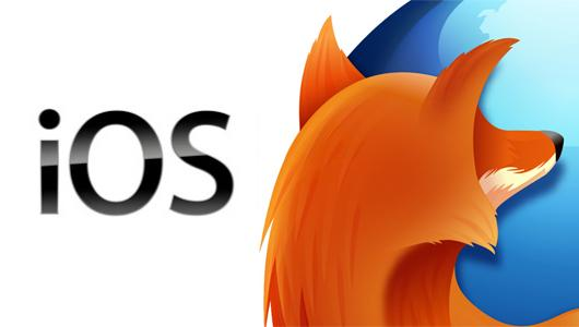 Firefox no iOS