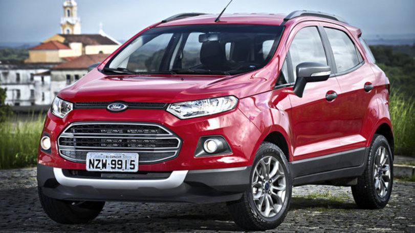 Ford EcoSport Plus 2.0 PowerShift