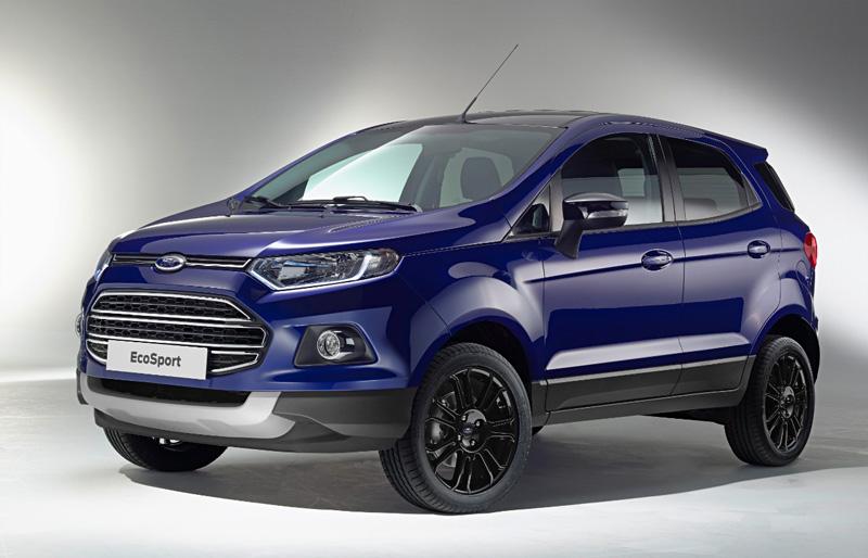 Ford Ecosport S europeu