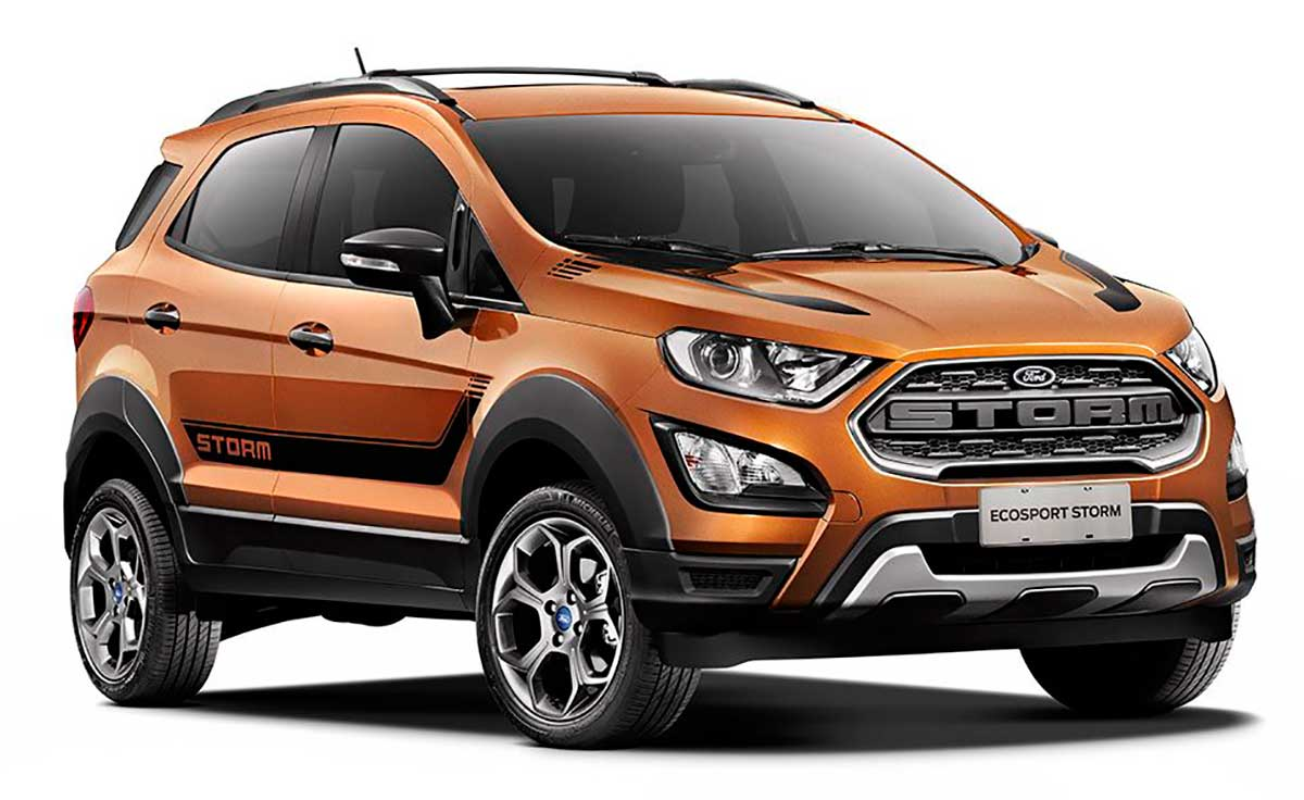 Ford Ecosport Storm 2019