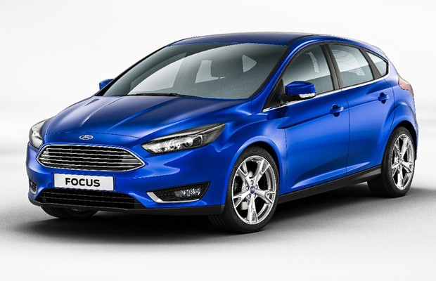 Ford Focus reestilizado