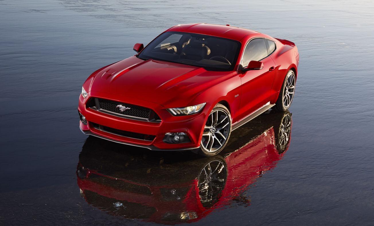 Ford Mustang europeu