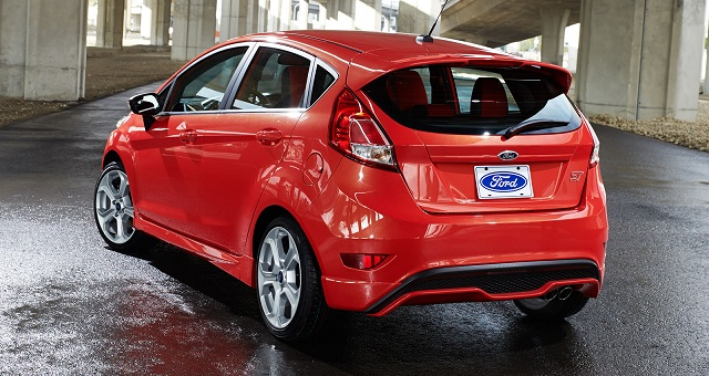 Ford New Fiesta 2016