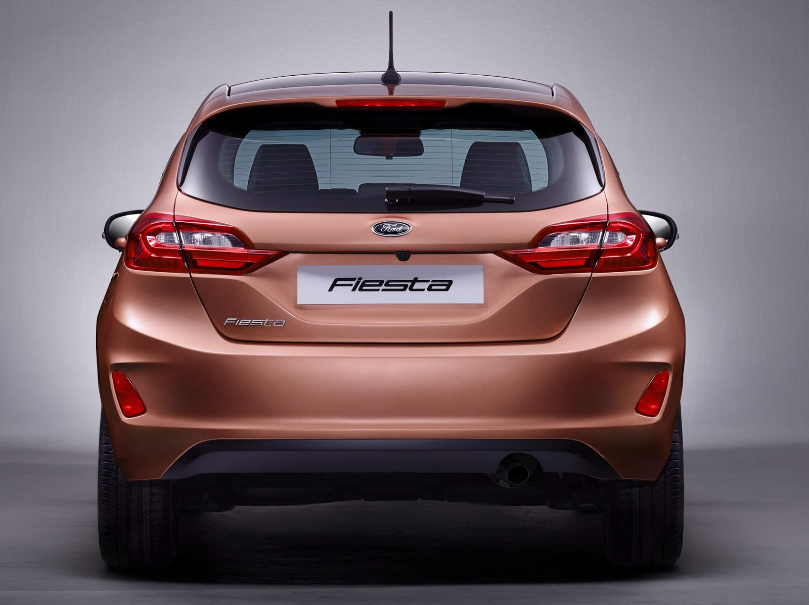 Ford New Fiesta 2018 hatch