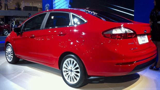Ford New Fiesta Titanium Plus