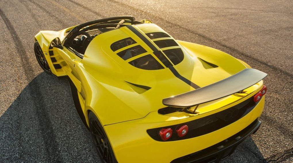 Hennessey Venom GT 2016