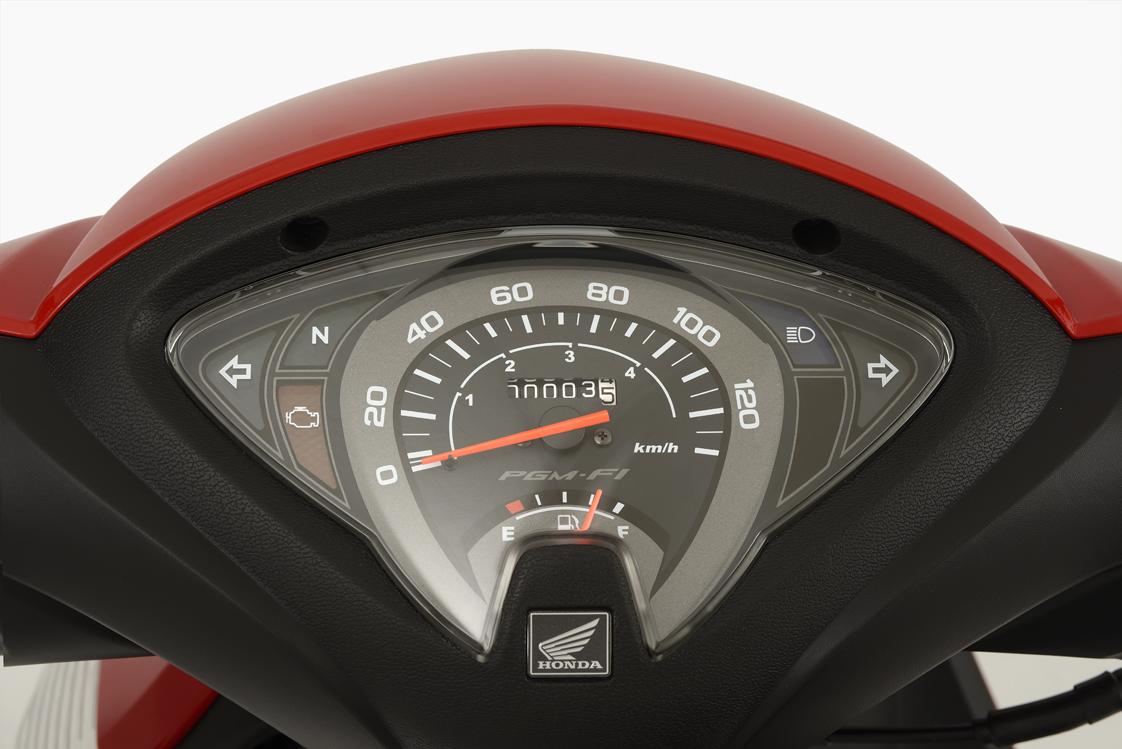 Honda Biz 110i 2016