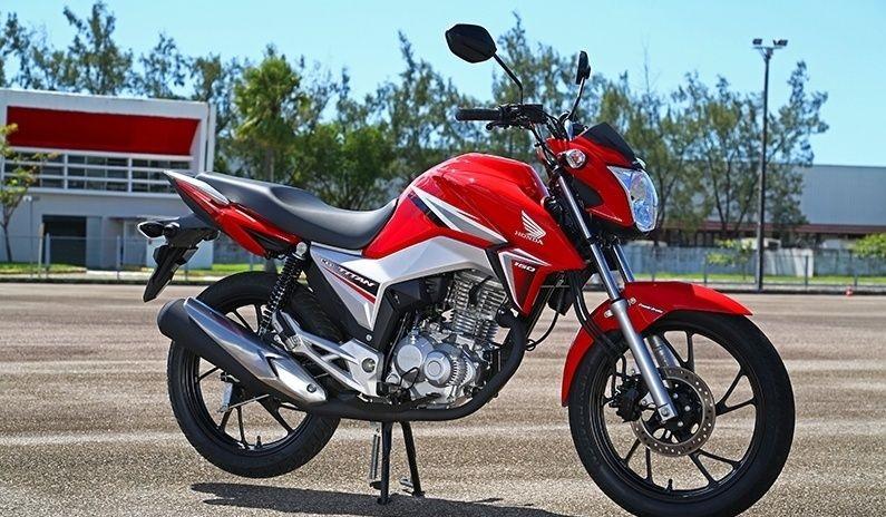 Honda CG 160 2016