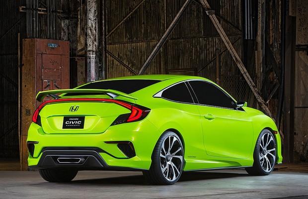 Honda Cvic 2017
