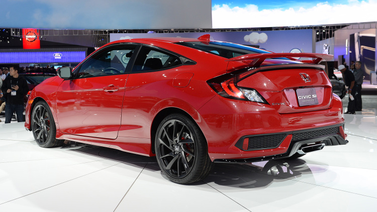 Honda Civic Si 2019