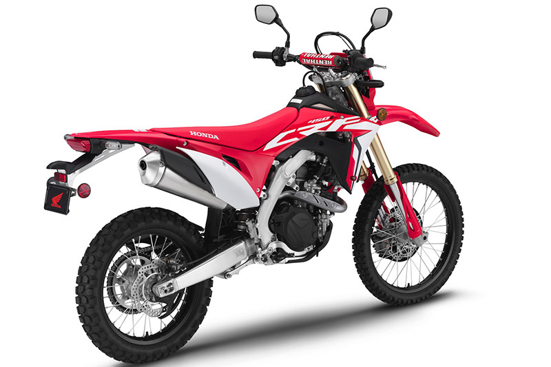 Honda CRF 2019