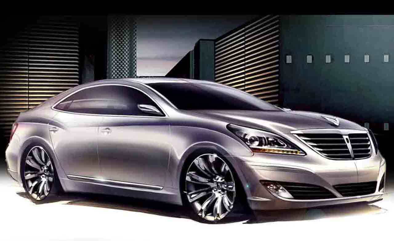 hyundai equus 2016 est sendo desenvolvido carro lindo. Black Bedroom Furniture Sets. Home Design Ideas