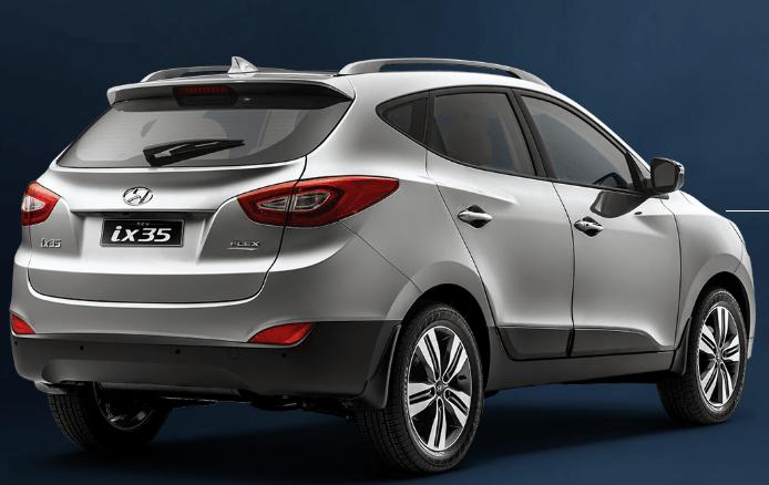 Hyundai ix35 2020