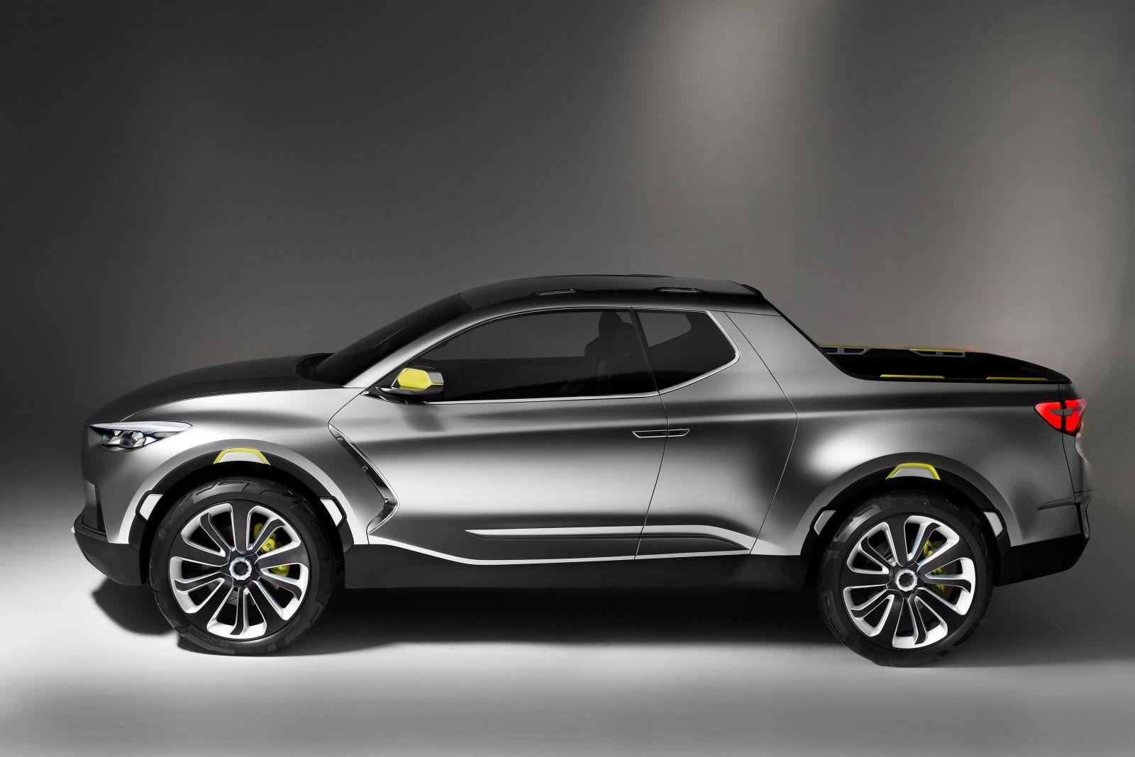 Hyundai Santa Cruz 2020