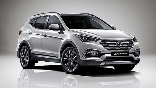 Hyundai Santa Fé 2016