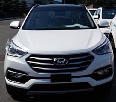 Hyundai Santa Fé reestilizada