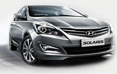 Hyundai Verna (Solaris)