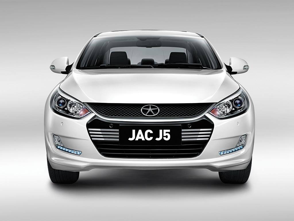 JAC J5 2018