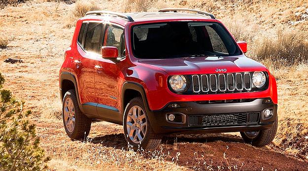 Jeep Renegade no Brasil