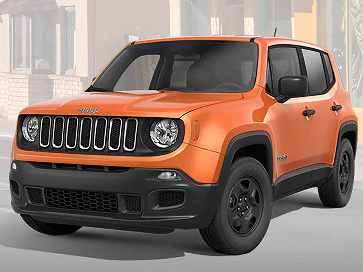 jeep renegade sport caracter sticas do modelo melhor carro. Black Bedroom Furniture Sets. Home Design Ideas